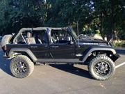 Jeep Wrangler Jeep Wrangler Unlimited Rubicon Sport Utility 4-Do