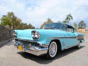 1958 Pontiac V8 Pontiac: Bonneville Tri Power